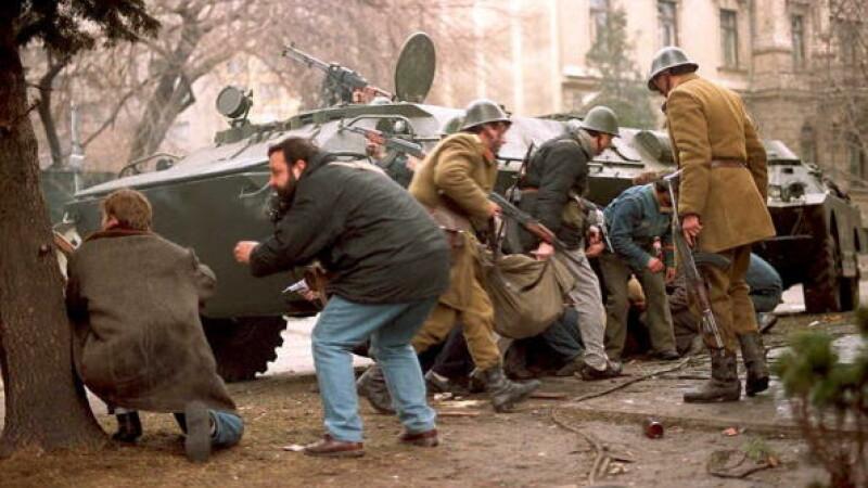 28 de ani de la Revoluția din Decembrie '89
