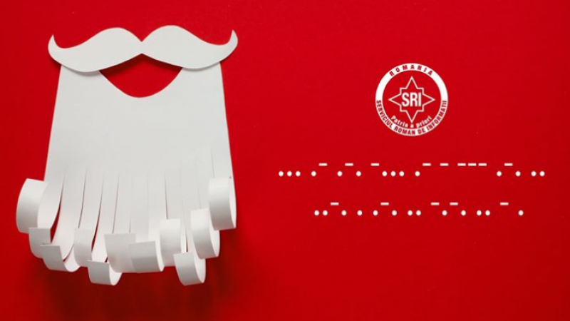 Mesajul de Crăciun al SRI