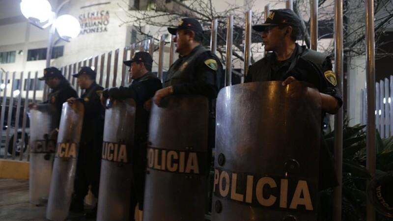 Proteste Peru