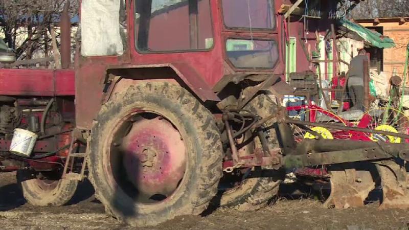 Tractor Dâmbovița