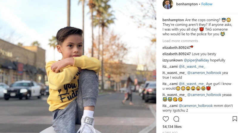 "Are doar 6 ani, dar este considerat un ""influencer"" pe Instagram. Care este rețeta succesului"