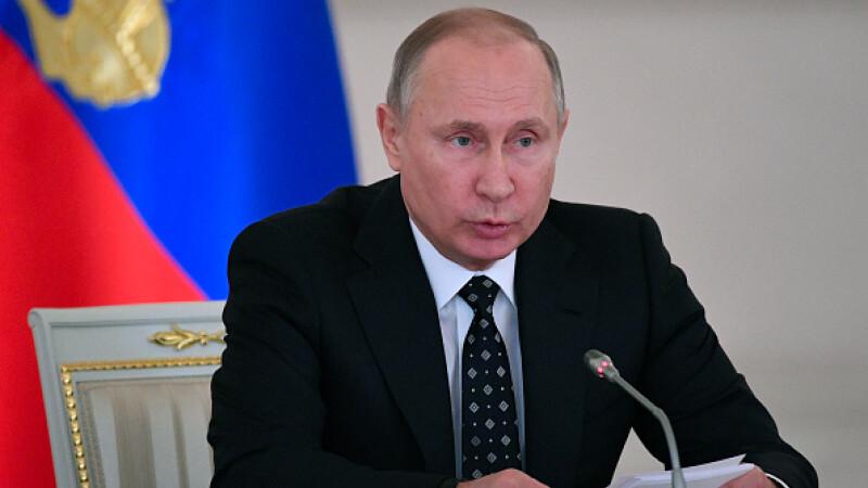 """Vladimir Putin îl laudă pe Kim Jong-un: """"E un politician absolut competent"""""""