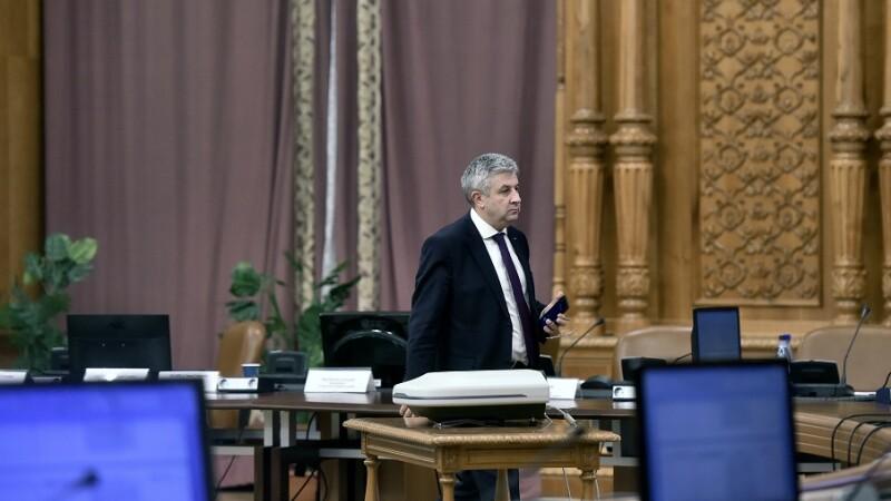 Presedintele comisiei speciale pentru domeniul justitiei, Florin Iordache