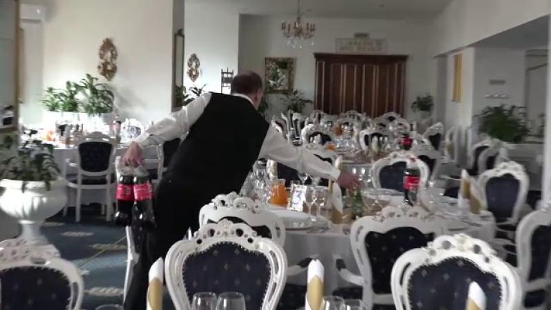 Pregatiri pentru revelion