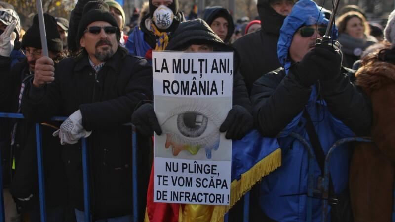 Protest la parada