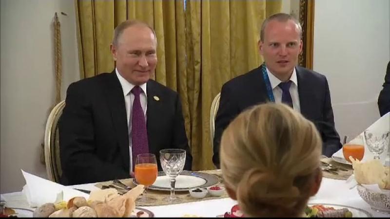 Putin - G20