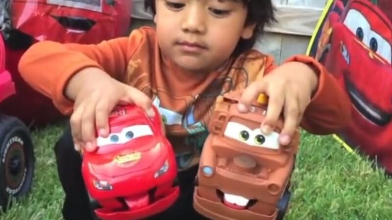 ryan toys review