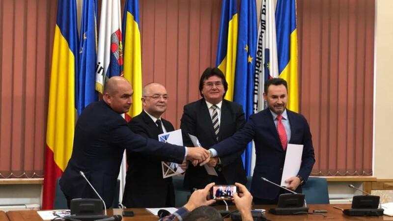 Primari din PSD ar pune la cale să se alăture Alianței Vestului