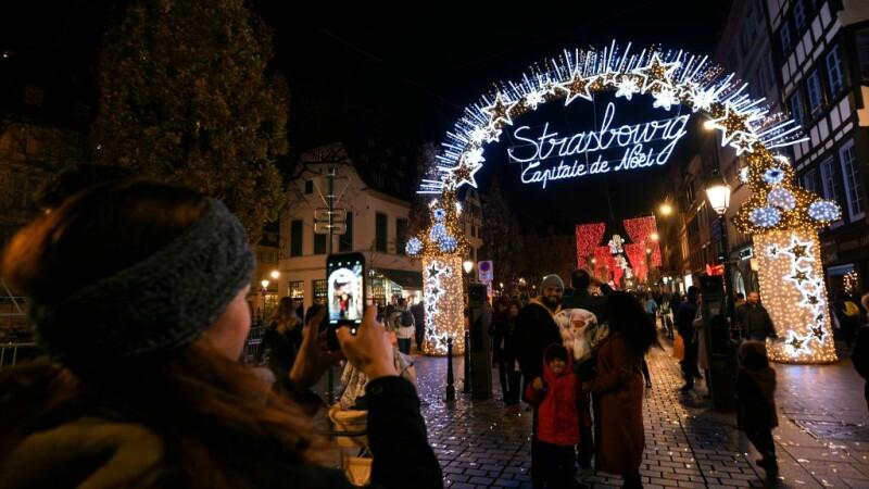 Targ de craciun Strasbourg