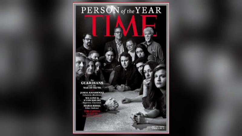 ziariști Time