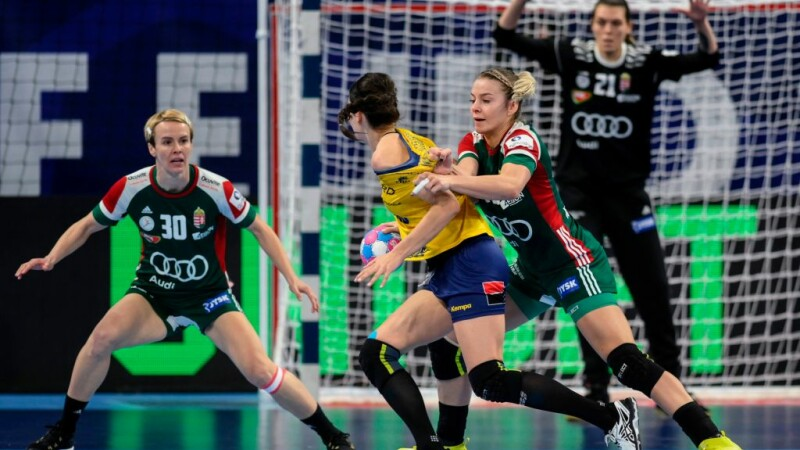 Campionatul European de Handbal Feminin - Romania - Ungaria