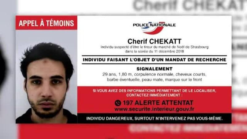 teroristul din Strasbourg