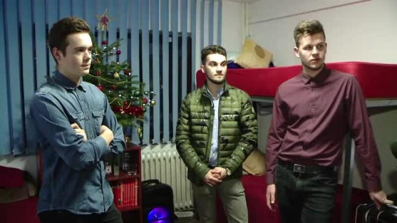 Concurs de amenajare a camerelor dintr-un cămin studenţesc