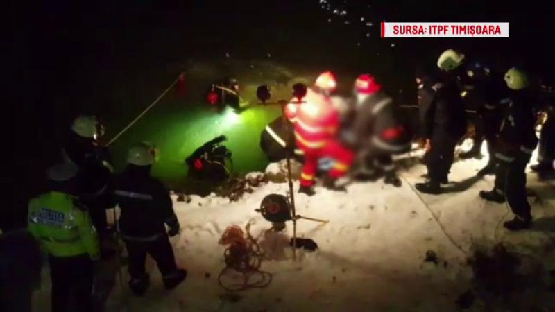 După cât timp a fost găsită mașina artistei Anca Pop, în Dunăre
