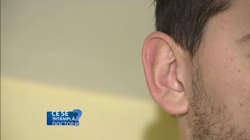 Amețelile, provocate de problemele apărute la urechea internă