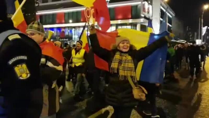 proteste Sibiu