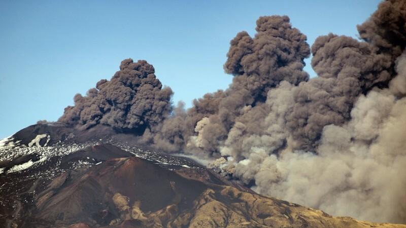 vulcanul Etna