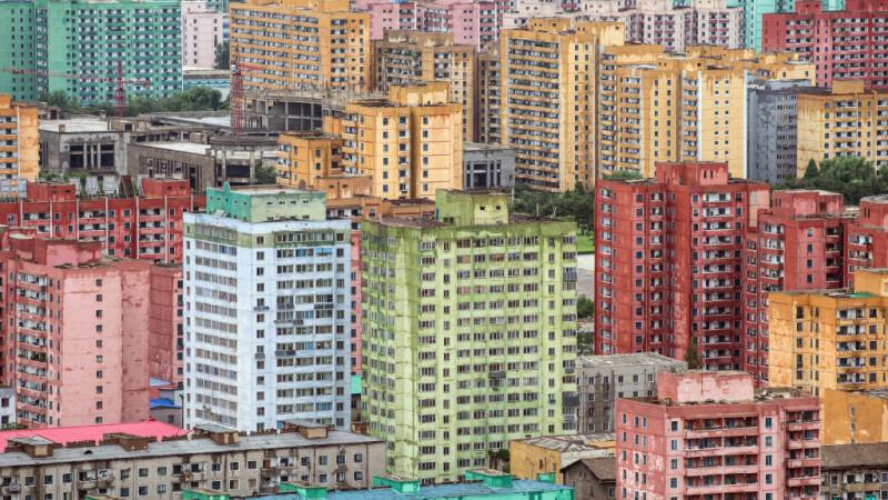 Viata de zi cu zi în Coreea de Nord