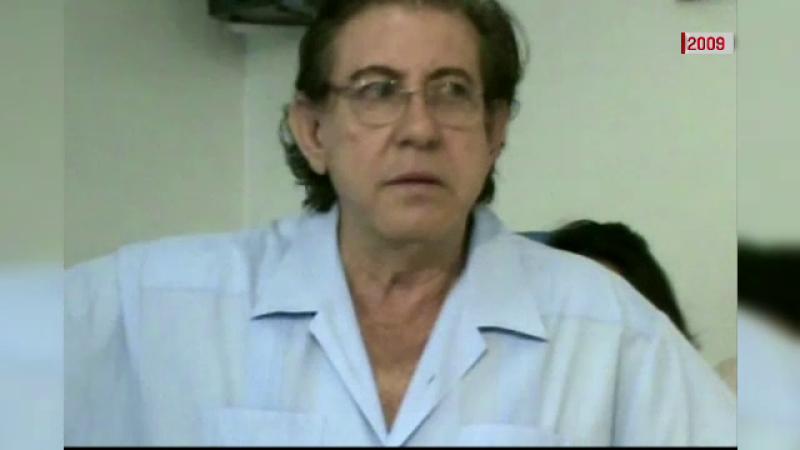 Joao de Deus, vindecator brazilian