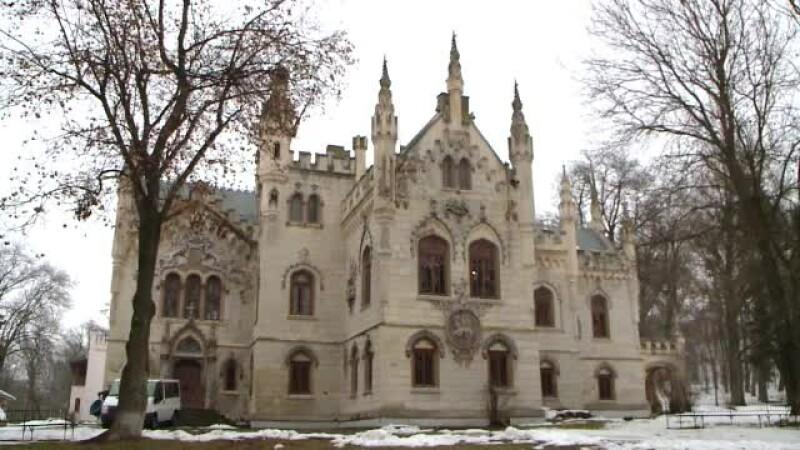 revelion castel