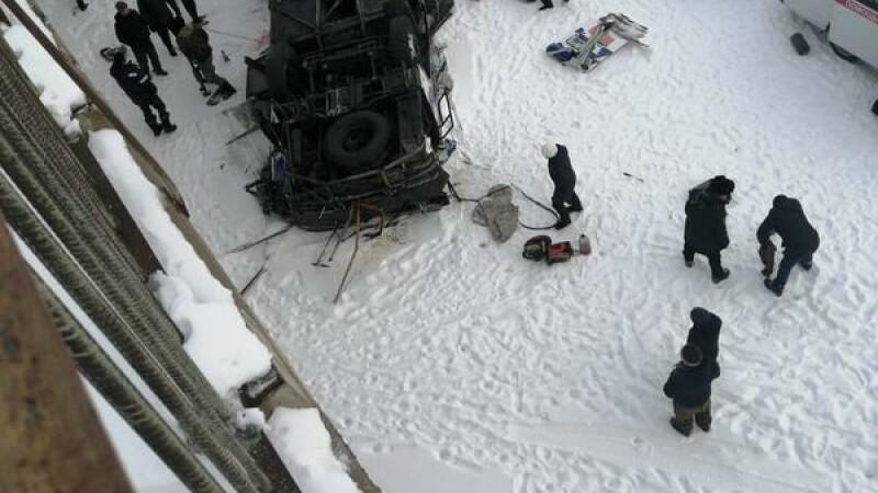 accident Rusia