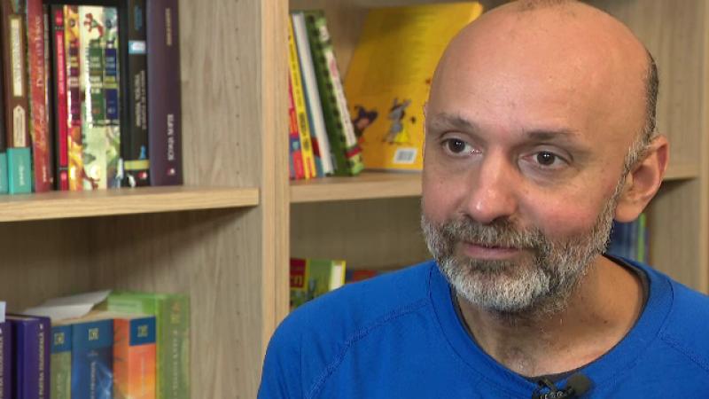 Valeriu Nicolae, omul care sfințește locul. De peste 10 ani ajută familiile  nevoiașe din Ferentari - Stirileprotv.ro
