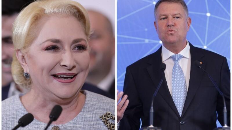 Iohannis, despre dezvăluirile că ar fi convins-o pe Dăncilă să candideze la alegerile prezidențiale