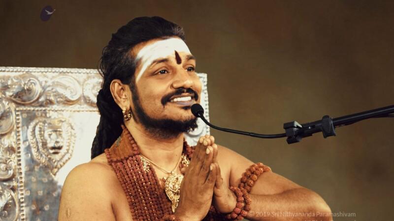Nithyananda Paramashiva