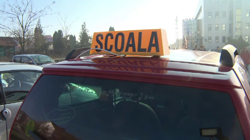 Cum poți deveni șofer la 16 ani în România