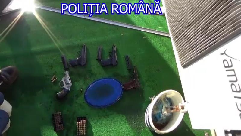 pistoale politie