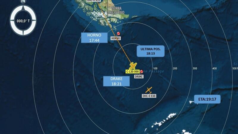 Un avion cu 38 de oameni la bord a dispărut, în Chile