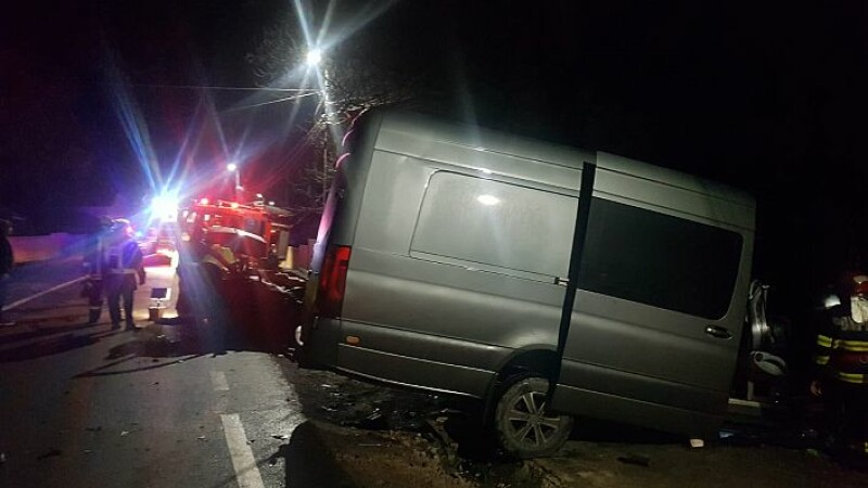 Accident grav în Covasna