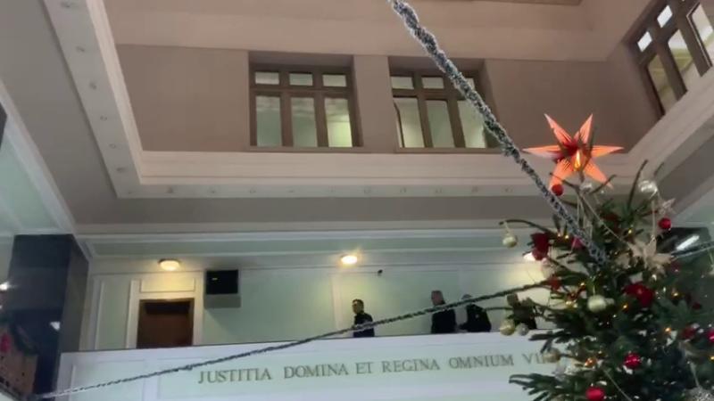 Liviu Dragnea la Instanta Suprema, 10 decembrie