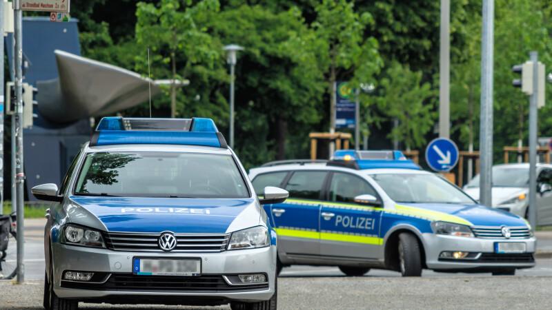Politia germană