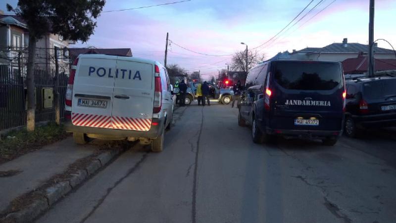 Locuințe evacuate în Buzău și Botoșani, din cauza mirosului de gaz și de canalizare