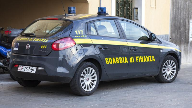 Garda Financiară din Italia