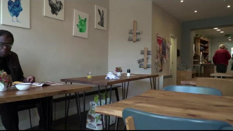 cafenea londra