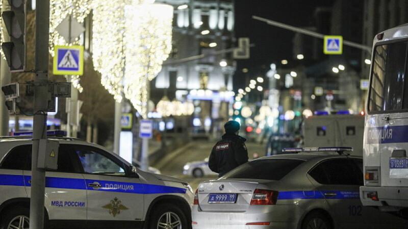 atac armat FSB