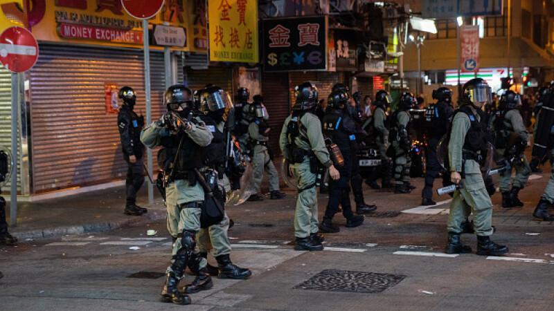 Proteste Hong Kong 24 decembrie 2019 - 3