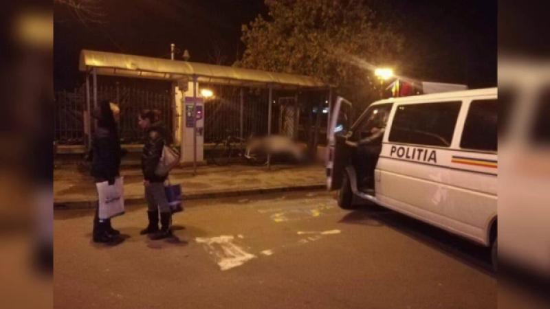 Poliția din Baia Mare a păzit un bărbat mort timp de patru ore, într-o stație de autobuz