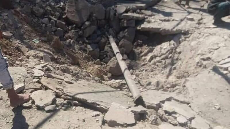 atac cu racheta in Yemen