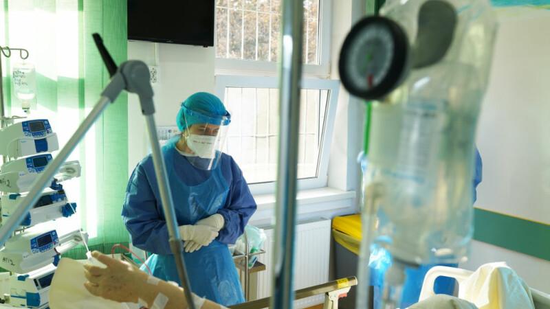 Coronavirus România, bilanț 1 decembrie