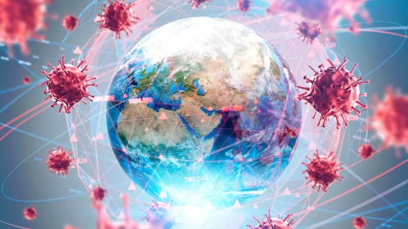 ECDC: Noua tulpină de coronavirus din Marea Britanie ar putea să circule deja și în Europa