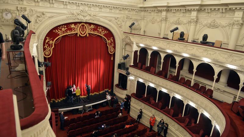 """""""Ceaikovski şi Povestea unui Spărgător de nuci"""", joi, gratuit, pe pagina de Facebook a Teatrului Odeon"""
