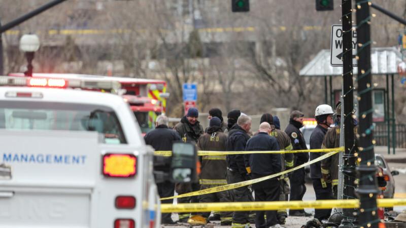 Explozia din Nashville ar fi fost anunțată printr-un mesaj la difuzor, cu câteva minunte înainte să aibă loc