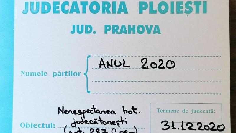Anul 2020, condamnat la detenție pe viață. Decizia hazlie a unei judecătorii din România