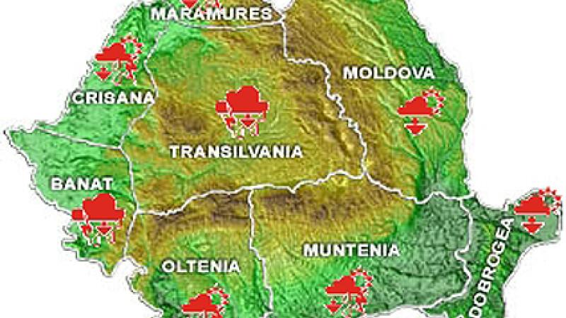 Harta meteo