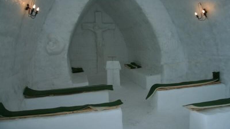 Biserica gheata