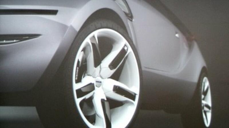 SUV Dacia