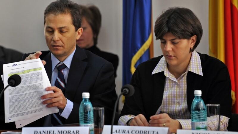 Codruta Kovesi si Daniel Morar